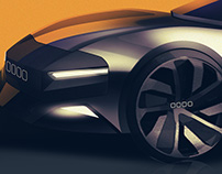 Audi Konzept