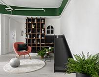 U Interior Design / Hey!溜溜