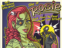 Rosie: Hell's best Tattoo artist