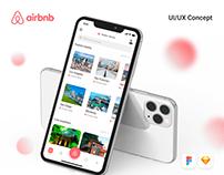 AirBNB | UI/UX Concept