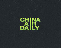 China Air Daily - PSD to HTML
