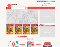 Oorda.com beta design