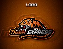 2 Tiger Express logo🐅