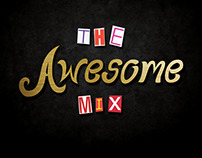The Awesome Mix Album Cover