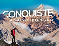 Conquer Sucess - Creative Discovery