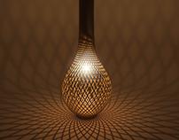 Bae Se-hwa`s lamp