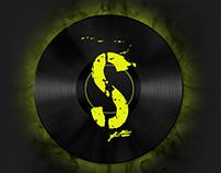Music App Design, logo and branding