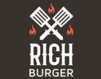 Rich Burger - Imagen Corporativa