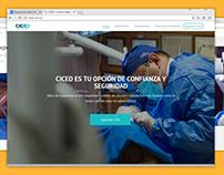 Programación Web: CICED.com.mx