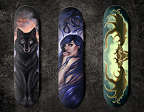 RND Skateboard Graphics