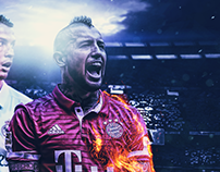 Real Madrid - Bayern Munchen