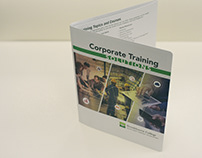 BC – Corporate Training Solutions Folder