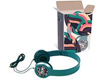 Packaging headphones