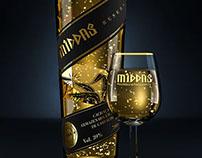 3D - Middas Cachaça | Garrafa \ Bottle