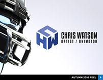 Christopher Watson - Reel 2016