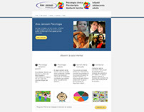 Página Web del Psicólogo Alex Janssen - España