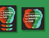 Poemas de Rock   Diseño editorial e Ilustración