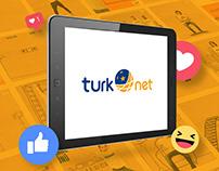 TurkNet Sosyal Medya İçerik Yönetimi