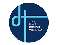State Street Design Thinking Logo