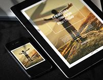 Clean Portfolio eBook Layout