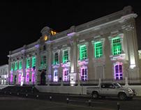 Otavalo Municipalidad #Colorlight