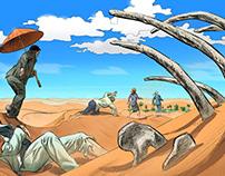 Risk magazine: Desert Oasis
