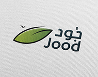 jood جــود / logo Design