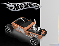 Hotwheels hog rod