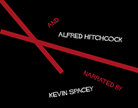 Hitchcock Title Sequence