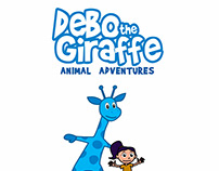 Debo the Giraffe