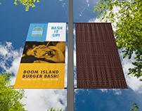 Boom Island Burger Bash!