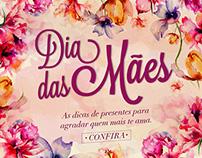 AD.Dialeto - Drogaria Araujo - Dia das Mães