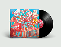 Dead Wrestlers Album Artwork