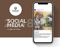 Kaplan Invest / Social Media