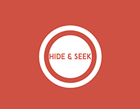 Hide & Seek - Augmented Reality App Design