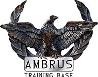 Vetorização e recriação do Logotipo Ambrus