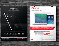 Apple Posters | Duna