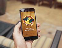 Directional Signage: Brewvana App