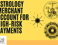 Astrology Merchant Account for high-risk payments