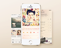 Apple's music player