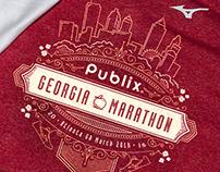 Georgia Marathon T shirt