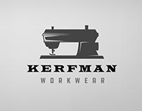 Kerfman Workwear, logo