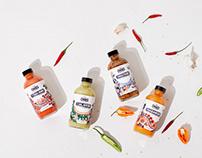 Cien Chiles - Brand Design