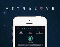 ASTROLOVE // Identity & App design