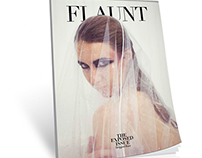 Flaunt Magazine (Mock-Up)