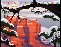 CANYONLAND: Winter Series