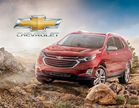 Chevrolet Equinox (Social Media Campaign )