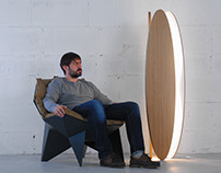 Ova lamps