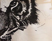 Tigre-stencil
