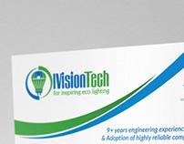 iVisionTech Brochure, Presentation 2017